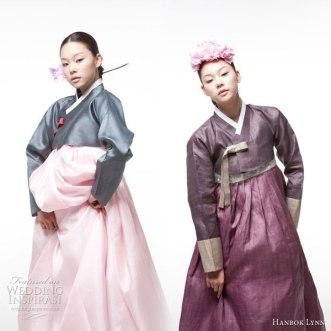 party hanbok