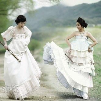 white hanbok