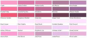 Pink Paint Shades B