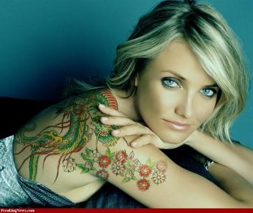 Tattoos Designs as Body Art